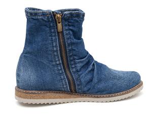 Botki jeansowe damskie Artiker 46C 127 mustang shoes