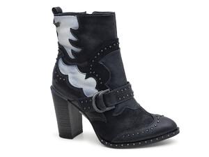 Botki damskie Mustang mustang shoes